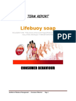 Report on LifeBuoy Soap