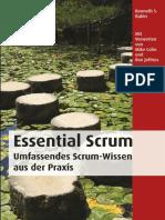 Essential Scrum - Umfassendes Scrum Wissen Aus Der Praxis