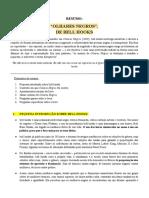 """GABRIELA ISAIAS - Resumo de """"Olhares Negros"""", hooks"""
