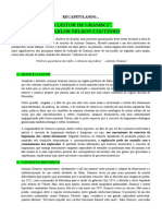 """GABRIELA ISAIAS - Resumo de """"O Leitor de Gramsci"""", de Carlos Nelson Coutinho"""