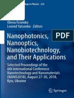 Nanophotonics, Nanooptics-NANO-2018-222-Fesenko-2019+tw