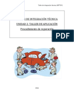 02_Guía de Ejercicio - Procedimientos de Reparación