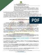 PROJETO E REGULAMENTO DO I FESTIVAL ZÉLIA DINIZ. revisado.doc