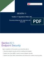 Seguridad en Redes LAN - Sesion 11