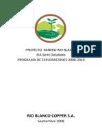 E.I.A. Río Blanco