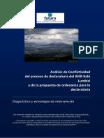 Ilaló - Lumbisí Diagnostico Conflictividad - VF