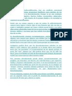 Dentro de La Biodescodificación Desvalorizacion