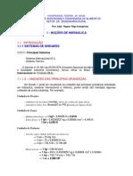 1.1.1 Sistemas de Unidade Hidraulicas