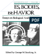 (History of Anthropology) George W. Stocking - Bones, Bodies, Behavior_ Essays in Behavioral Anthropology-University of Wisconsin Press (1988)