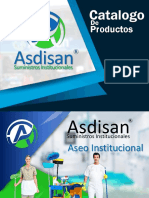 Catalogo Inversiones Asdisan