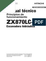 Manual Principios Funcionamiento ZX870LC
