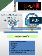 NORMALIZACION DE LOS MATERIALES.pptx