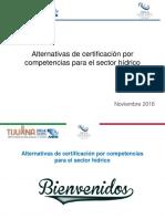 Alternativas de Certificacion_IMTA