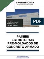 Painéis Estruturais Pré-moldados de Concreto Armado