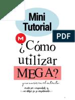 ¿Cómo utilizar MEGA?