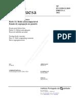 NP EN 12350-11 2010 ERRATA 1 2012 Ensaios do betão fresco-Betão autocompactável-Ensaio de segregação no peneiro(1).pdf