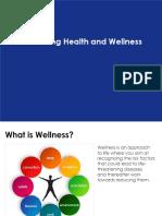 1Health and Wellness 2019