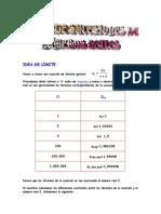 Matematicas Resueltos (Soluciones) Limites de Sucesiones Nivel I 1º Bachillerato