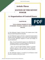 Article 3 (R.S.F.S.R. Constitution)