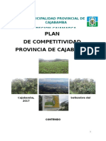 Plan de Competitividad Cajabamba 2017-Final