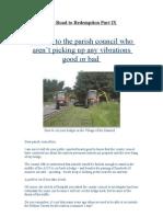 Parish Council Letter!