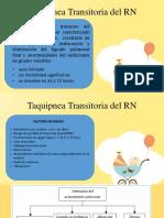 Taquipnea Transitoria Del RN