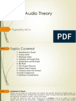 Audio Theory