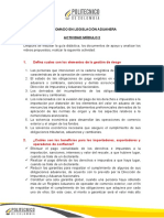 ACTIVIDAD MÓDULO 2 LEGISLACIÓN ADUANERA.doc