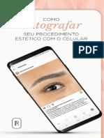 Como fotografar um procedimento estetico com o celular.pdf