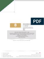 Construccion y Validacion de Una Escala de Asertividad en La Relacion Paciente - Medico