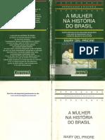 A Mulher Na Historia Do Brasil