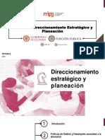 Presentacion_ direccionamiento_estrategico