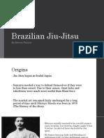 Cultural Diffusion Project BJJ