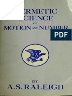 A. S. Raleigh - Hermetic Science of Motion and Numbers.pdf