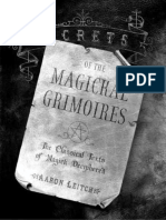 Aaron Leitch - Secrets of the Magickal Grimoires - The Classical Texts of Magick Deciphered.epub