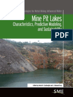 Mine Pit Lakes - Characteristics, Predictive Modeling, And Sustainability ( PDFDrive.com )