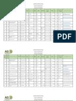 Catalogo de proveedores