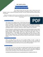 """GABRIELA ISAIAS - Resumo de """"Conversações"""", de Deleuze"""