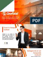 Apresentação Oficial de Franquias - Ceofood