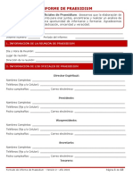 4Praesidium Form Informe V2Dic2018
