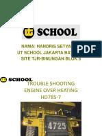 engine overheat HD785-7.pptx