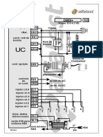 Blazer 4.3L Diagrama Electrico 1de3