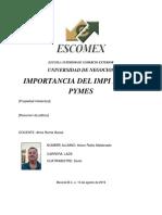 Resumen Del Impi 2019