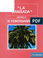 Fontanarrosa, Roberto - La Gansada