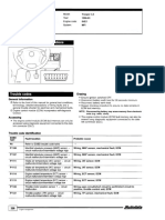 ISUZU Autodata Diagnóstico de Códigos de Fallas Autodata 2004