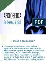 Apologética - Aula 1