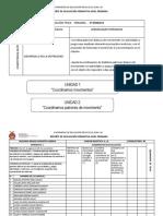 2° Grado Evaluación Formativa Primer Momento  GRUPO B VENUSTIANO CARRANZA