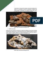Minerales Del Cinc