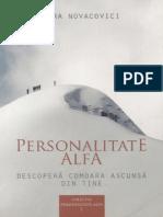 Personalitate Alfa - Descopera-ti Vocatia