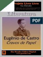 Cravos de Papel - Eugênio de Castro - IBA MENDES